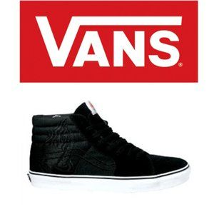 Vans Vault Vaya Con Dios Sk8 Hi - Size 7.5